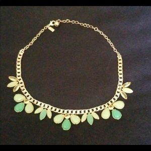 Kate Spade Gold Gardens of Paris Necklace